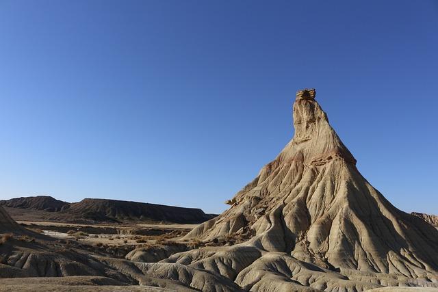 Travel, Sky, Desert, Nature, Outdoors, Navarre