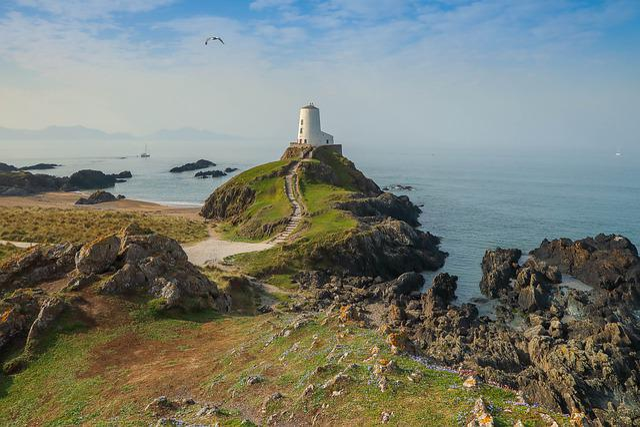 Lighthouse, Coast, Sea, Tower, Navigation, Water, Ocean
