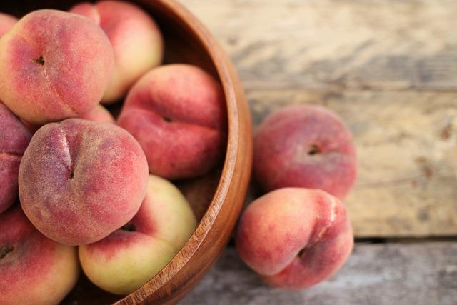 Peach, Nectarine, Fruit, Delicious, Ripe, Food