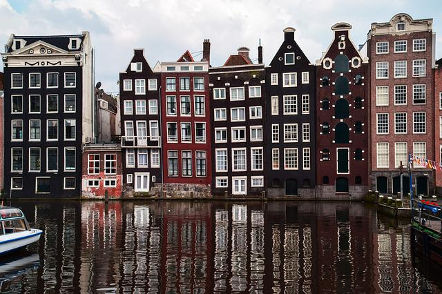 Amsterdam, Netherlands, City
