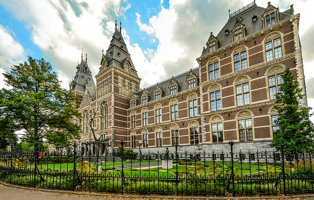 Rijksmuseum, Amsterdam, Museum, Netherlands, Holland