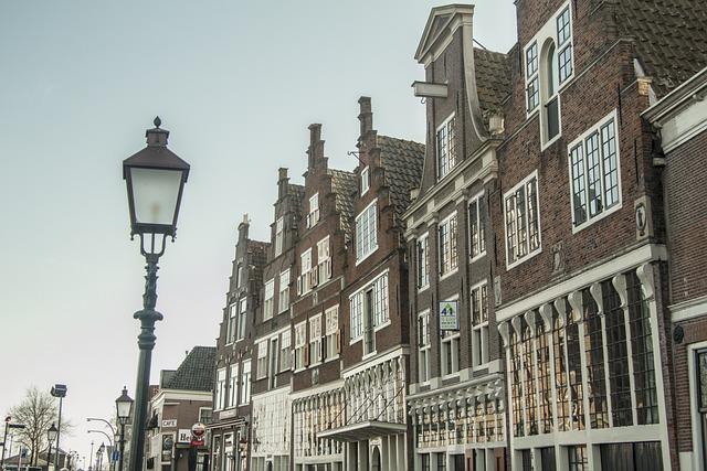 Netherlands, Hoorn, North Holland, Authentic