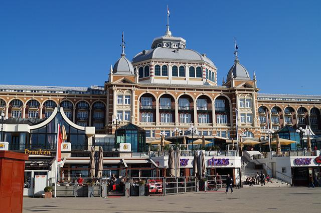 Kurhaus, Seaside Resort Scheveningen, Netherlands