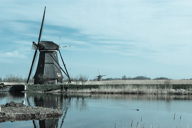 Netherlands, Windmill