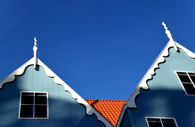 Zaanstad, Netherlands, Zaanse Houses