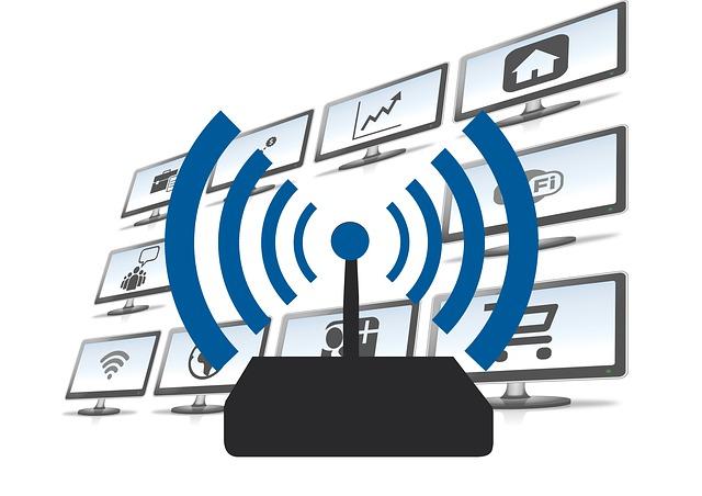 Wlan, Network, Free, Access, Icon, Internet