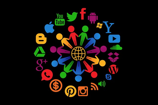 Social Media, Structure, Internet, Network, Social