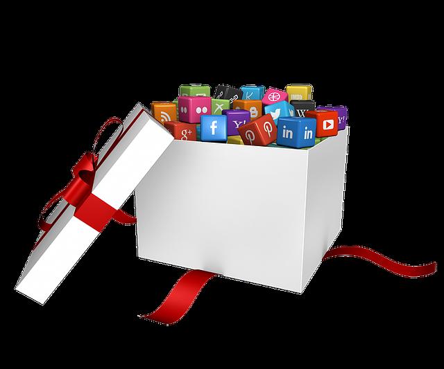 Social Media, Social, Networking, Computer, Icon