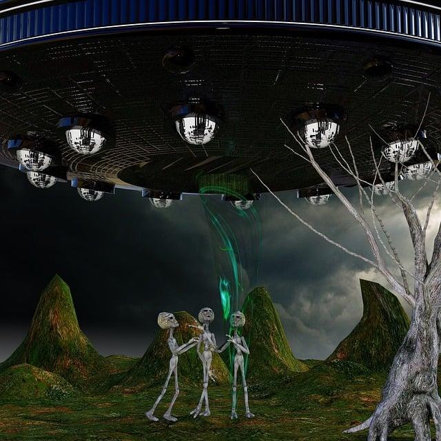 Ufo, Aliens, Area 51, Alien, Nevada
