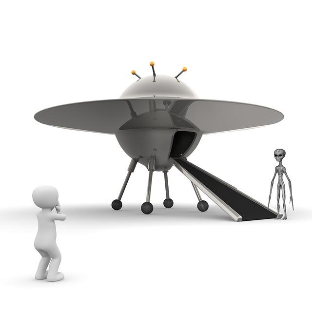Alien, Ufo, Nevada, Area 51