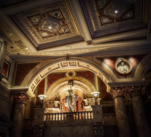 Caesars Palace, Las Vegas, Hotel, Casino, Nevada