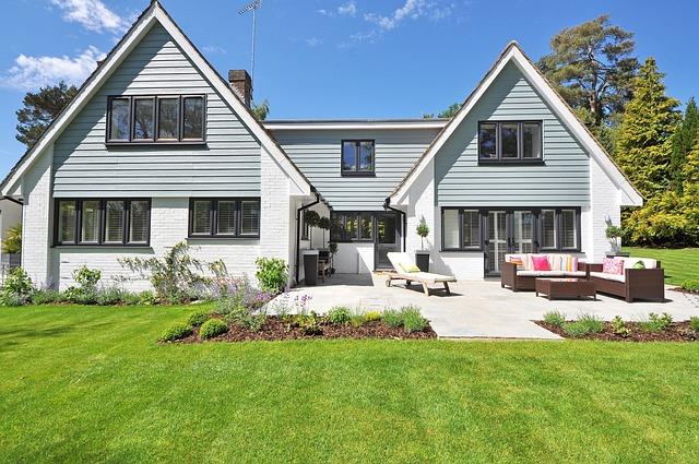 New England Style House, Luxury Property
