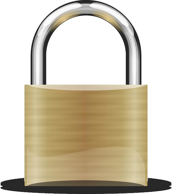 Padlock, Security, Lock, Metal, New, Secret, Close