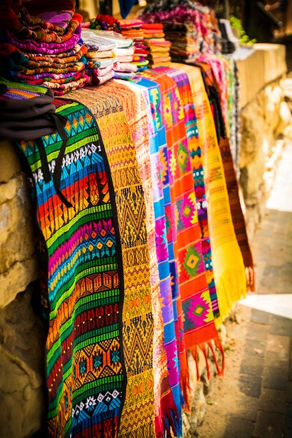 Santa Fe, New Mexico, Rugs, Colorful Rugs