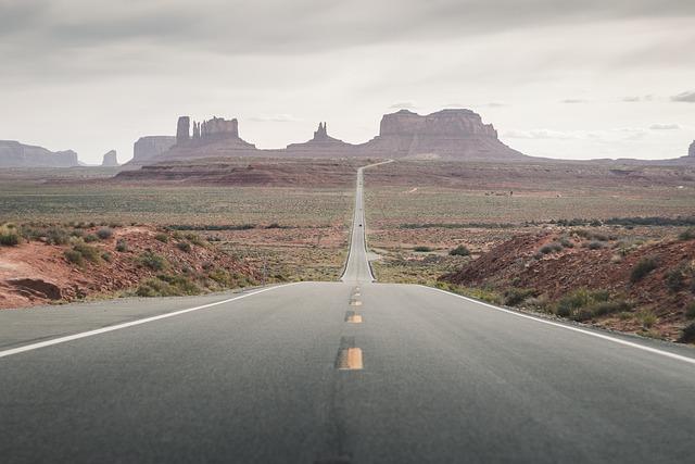 Utah, America, Nevada, Arizona, New Mexico