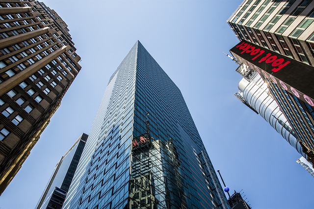 New York City, Building, Architecture, City, New