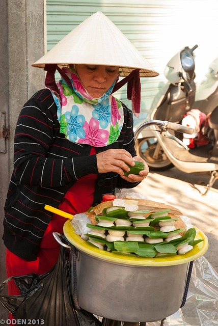 Vietnamese, Cake, Ho Chi Minh City, New Year