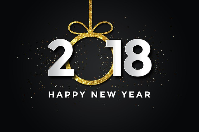 Pf 2018, New Year, Happy New Year, New, Year