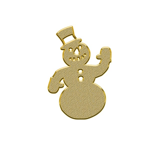 Snowman, New Year's Eve, Ornament, Decor, Vector