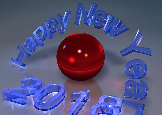 New Year's Eve, 2018, New Year's Greetings