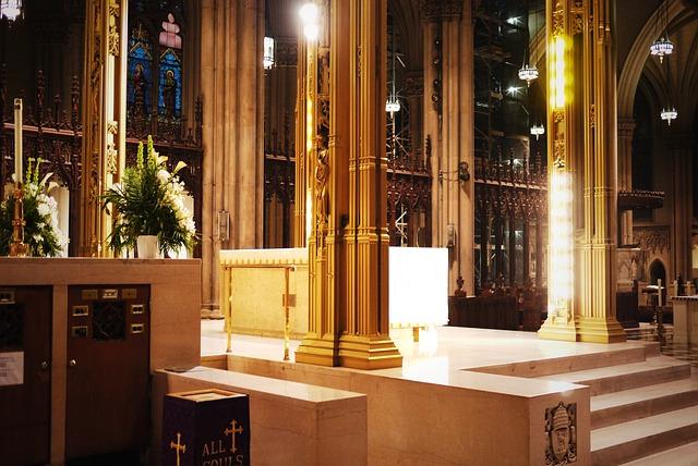 New York, United States, Manhattan, Church