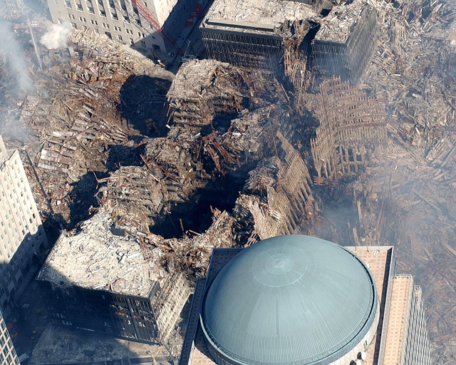 Ground Zero, New York City, Terrorism, Attack