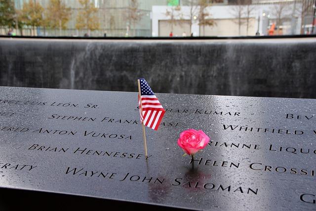 Memorial, 9 11, New York, World Trade Center
