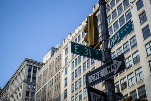 Newyork, New York, Street, United States, Nyc
