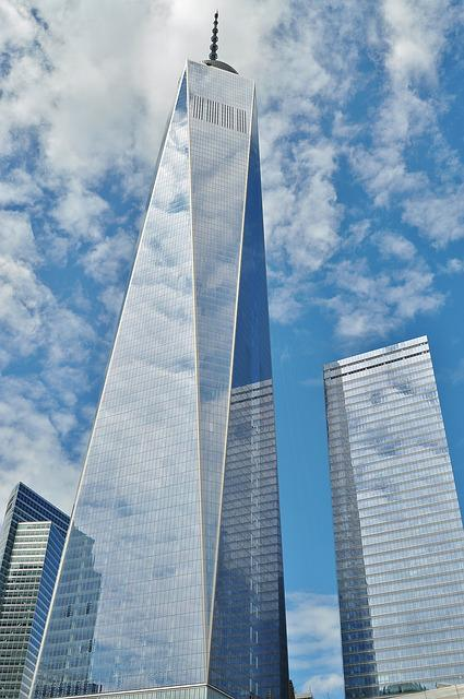 One World Trade Center, Manhattan, Owtc, New York