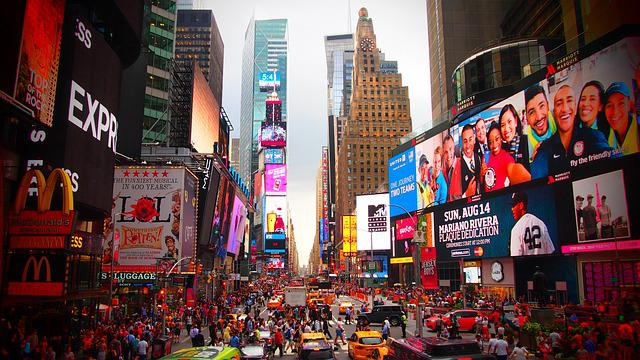 New York, Sightseeing, Jam, Time Square