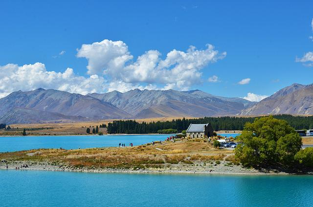 New Zealand's South Island, Lake Tekapo, Serenity