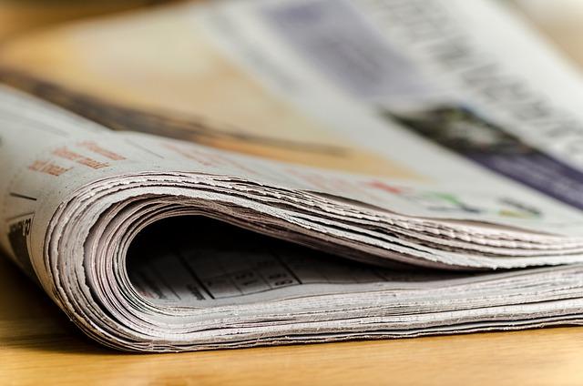 Newspapers, Leeuwarder Courant, Press, News