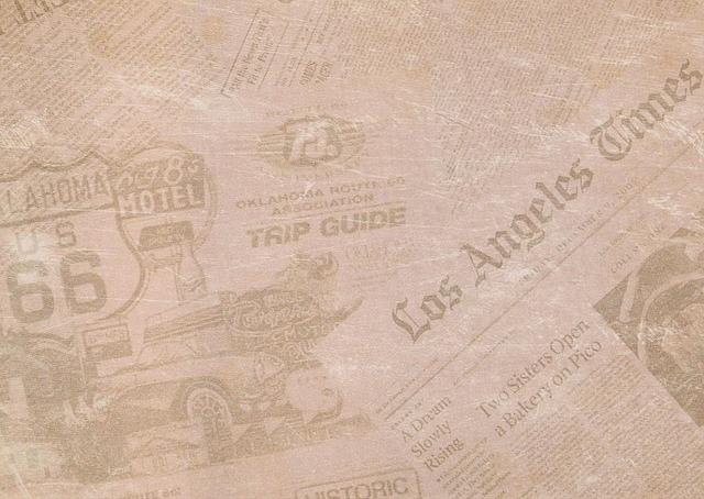 Background, Old Fashioned, Newspaper, News, Retro