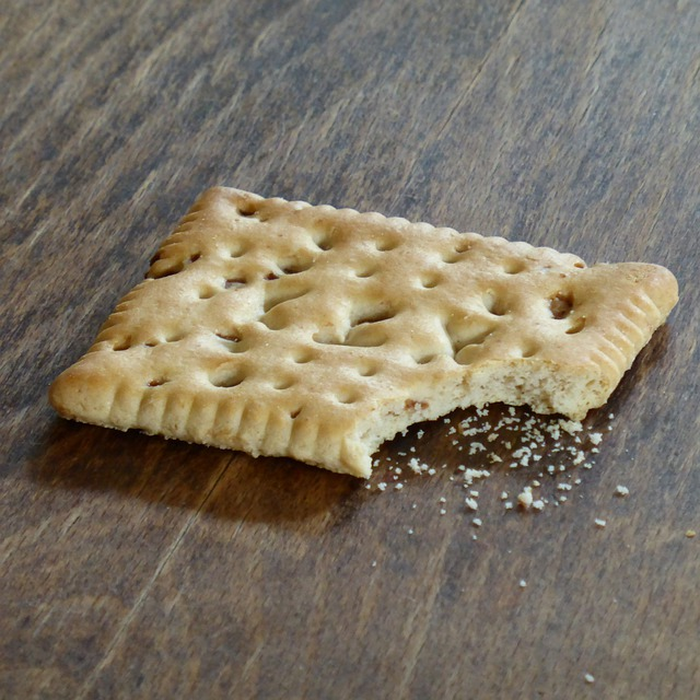 Biscuit, Crumb, Butter Biscuit, Eat, Nibble