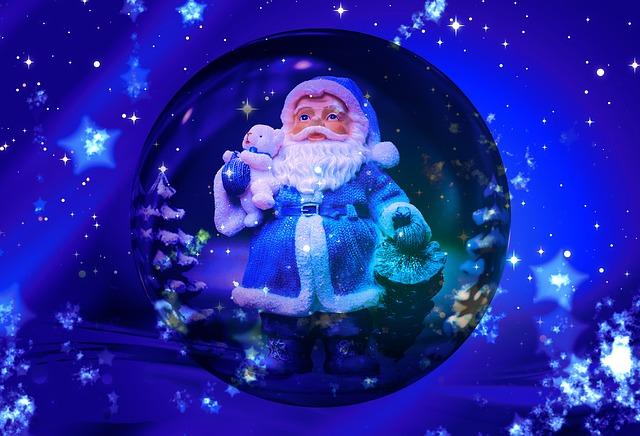 Christmas, Nicholas, Ball, Christmas Ornaments, Star