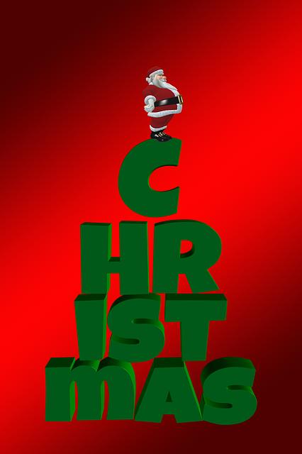 Christmas, Santa Claus, Nicholas, Figure