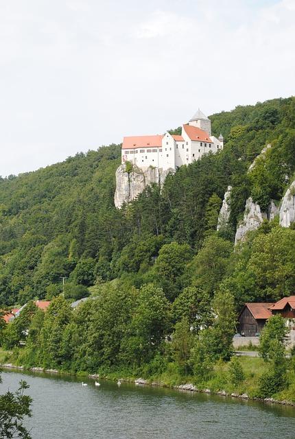 Altmühl Valley, Kelheim, Niederbayern, Nature Park