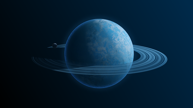 Planet, Space, World, Astronomy, Night, Blue Moon