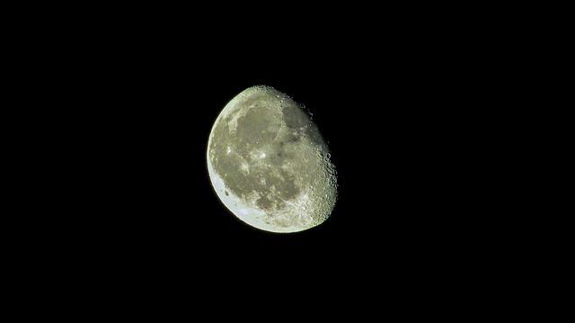 Moon, Half Moon, Astronomy, Nature, Night, Space, Lunar