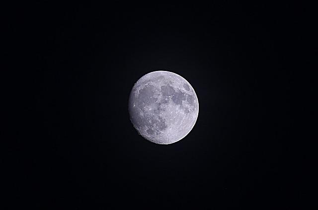 Moon, Supermoon, 2016, Night, Sky, Night Photo
