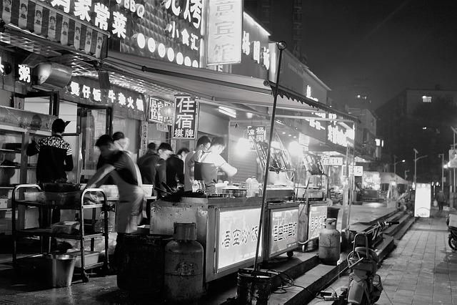 China, Nightlife, Restore, Night, Wuhan