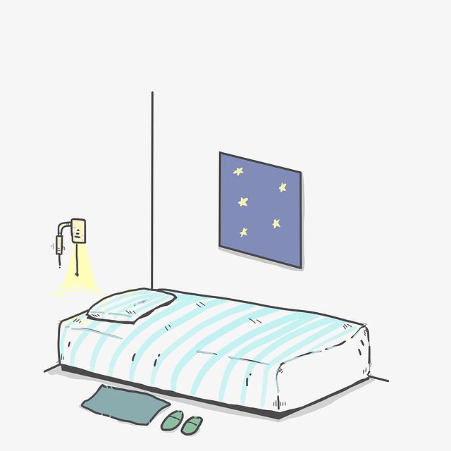 Bed, Sleep, Night, Sleeping, Comfortable, Room, Rest