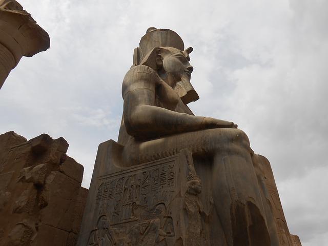 Egypt, Nile, Temple