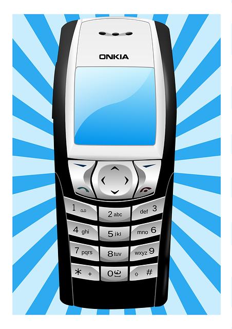 Mobile, Phone, Cellphone, Cellular, Nokia, Mobile Phone