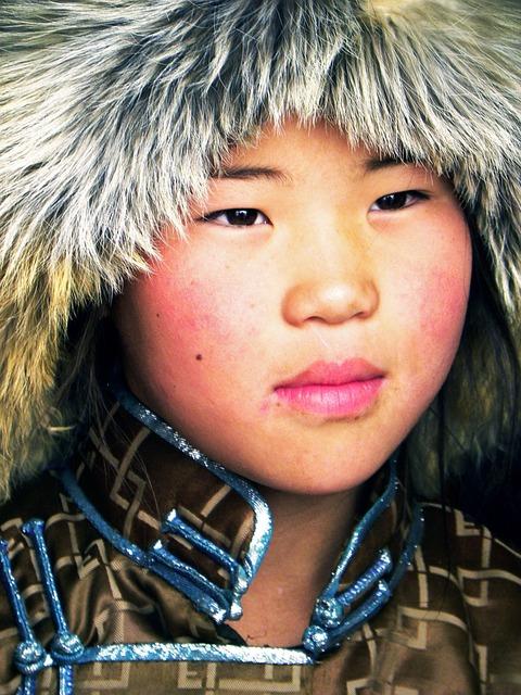 Mongolia, Travel, Nomadic, Gobi Desert, Steppe, Girl