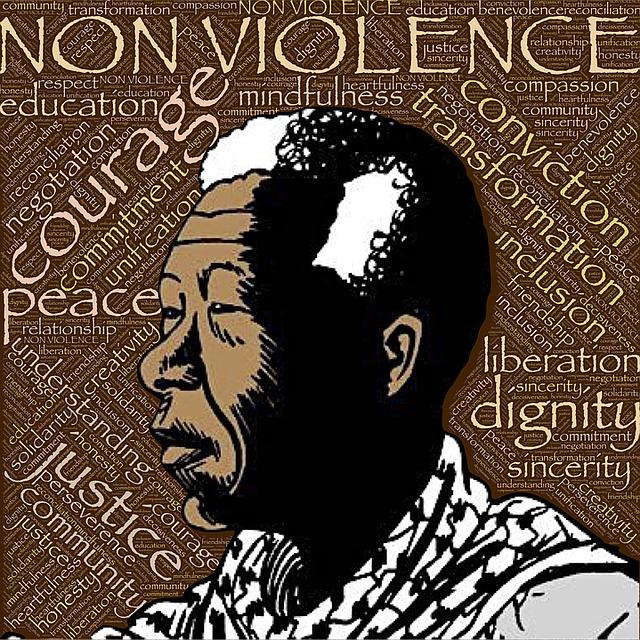 Non-violence, Peace, Transformation, Leadership
