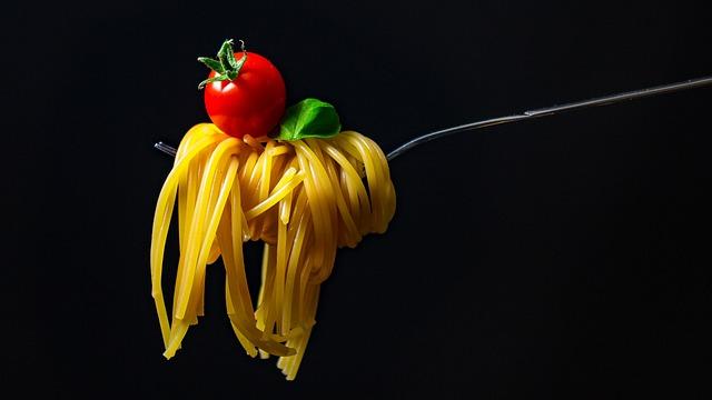 Spaghetti, Pasta, Noodles, Italian, Eat, Food