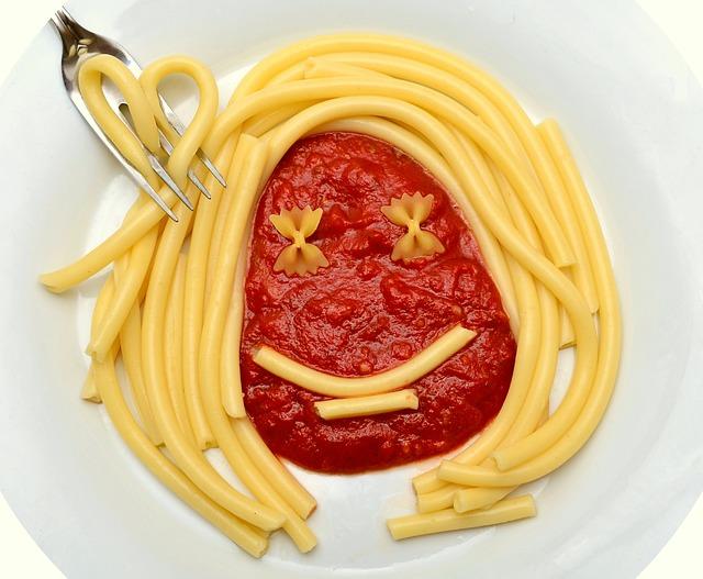 Macaroni, Bolognese, Pasta, Noodles, Tomato Sauce
