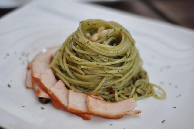 Surface, Spaghetti, Noodles, Pasta, Gourmet
