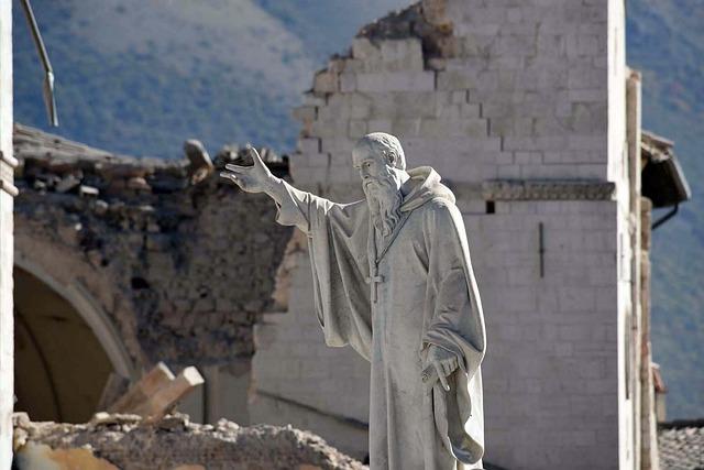 Earthquake Norcia, Earthquake Italy, Earthquake, Norcia
